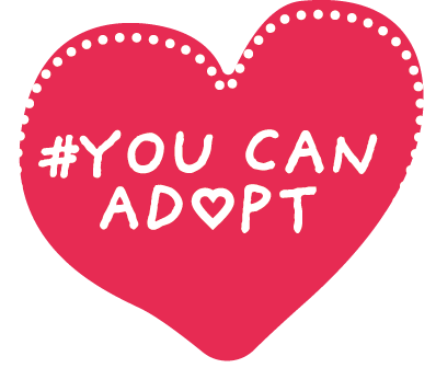 You can adopt